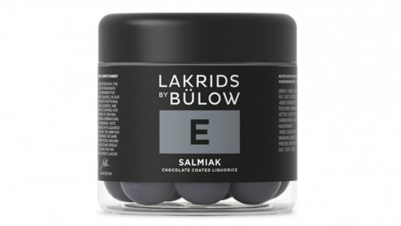 Bülow Lakris - E - Salmiak, 125 g