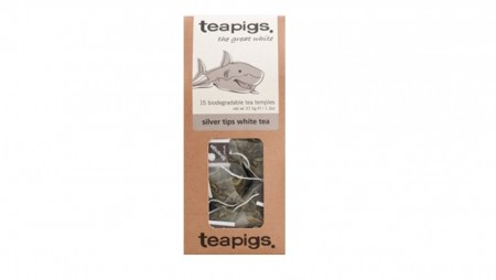 Teapigs - Silver tips white tea, 15 poser