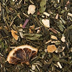 Grønn te med smak