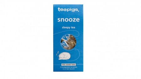 Teapigs - FEEL GOOD tea - Snooze, 15 poser