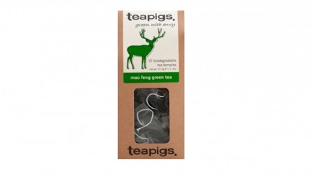 Teapigs - Mao Feng Green Tea, 15 poser