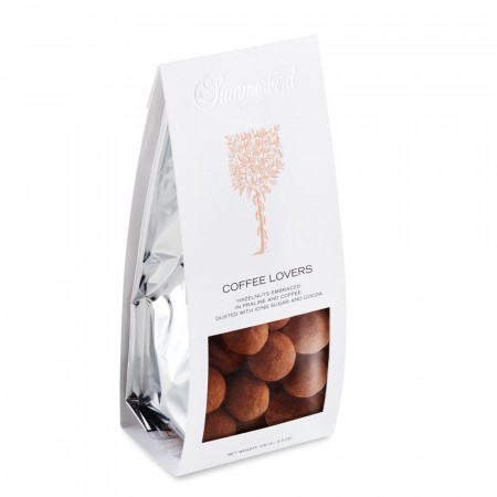 Summerbird - Hasselnøtter, Coffee Lovers, 100 gram