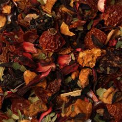 Frukt og urte te