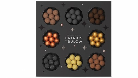 Bülow Lakris - Winter SELECTION BOX, 335 g