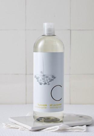 C - Såpe og vaskemidler