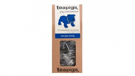 Teapigs - Earl Grey Strong, 15 poser